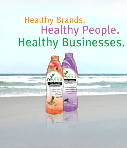 Healthy Brands. Healthy People. Healthy Businesses.